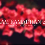 Salam Ramadhan Al-Mubarak 2016