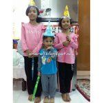 Happy Birthday AbangYan Yang Ke-3 Tahun :)