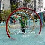 Bermandi-Manda di Water Theme Park Malacca