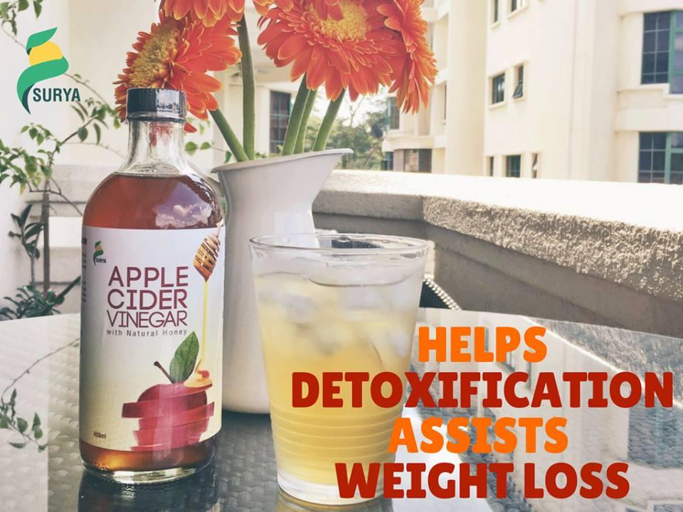Surya Apple Cider Vinegar