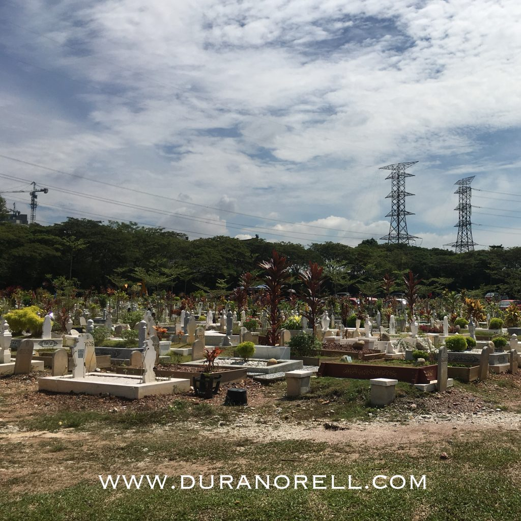 Kubur Seksyen 21 Shah Alam, Nirvana Memorial Park Seksyen 21 Shah Alam, Tanah Perkuburan Islam Shah Alam