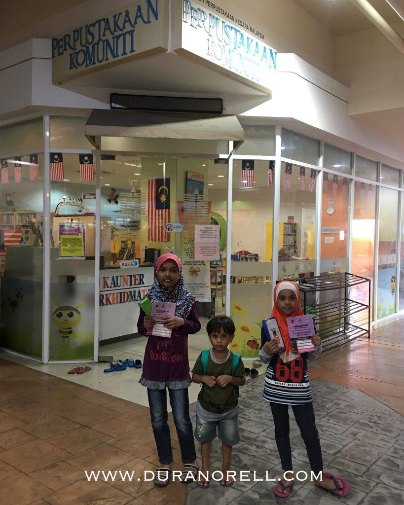 Perpustakaan Komuniti Untuk Kanak-Kanak, perpustakaan kanak-kanak setiawangsa, perpustakaan kanak-kanak kuala lumpur