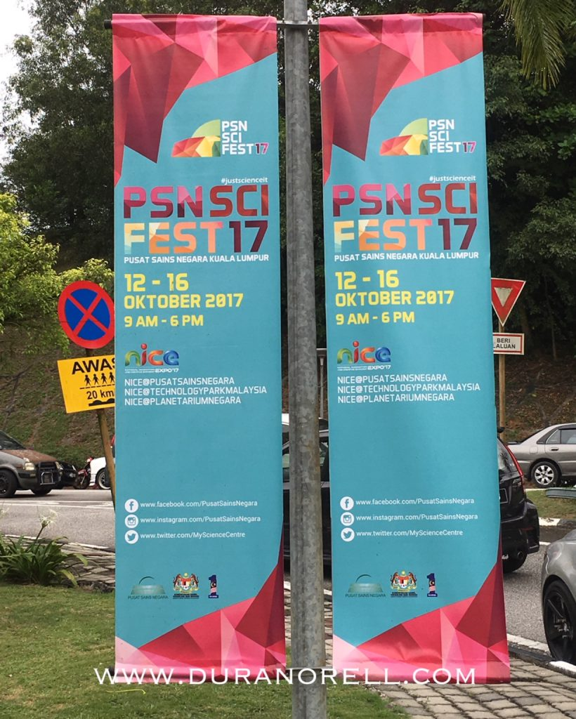 Pusat Sains Negara Mont Kiara menyediakan pameran dan aktiviti sains yang best dan menarik untuk seisi keluarga