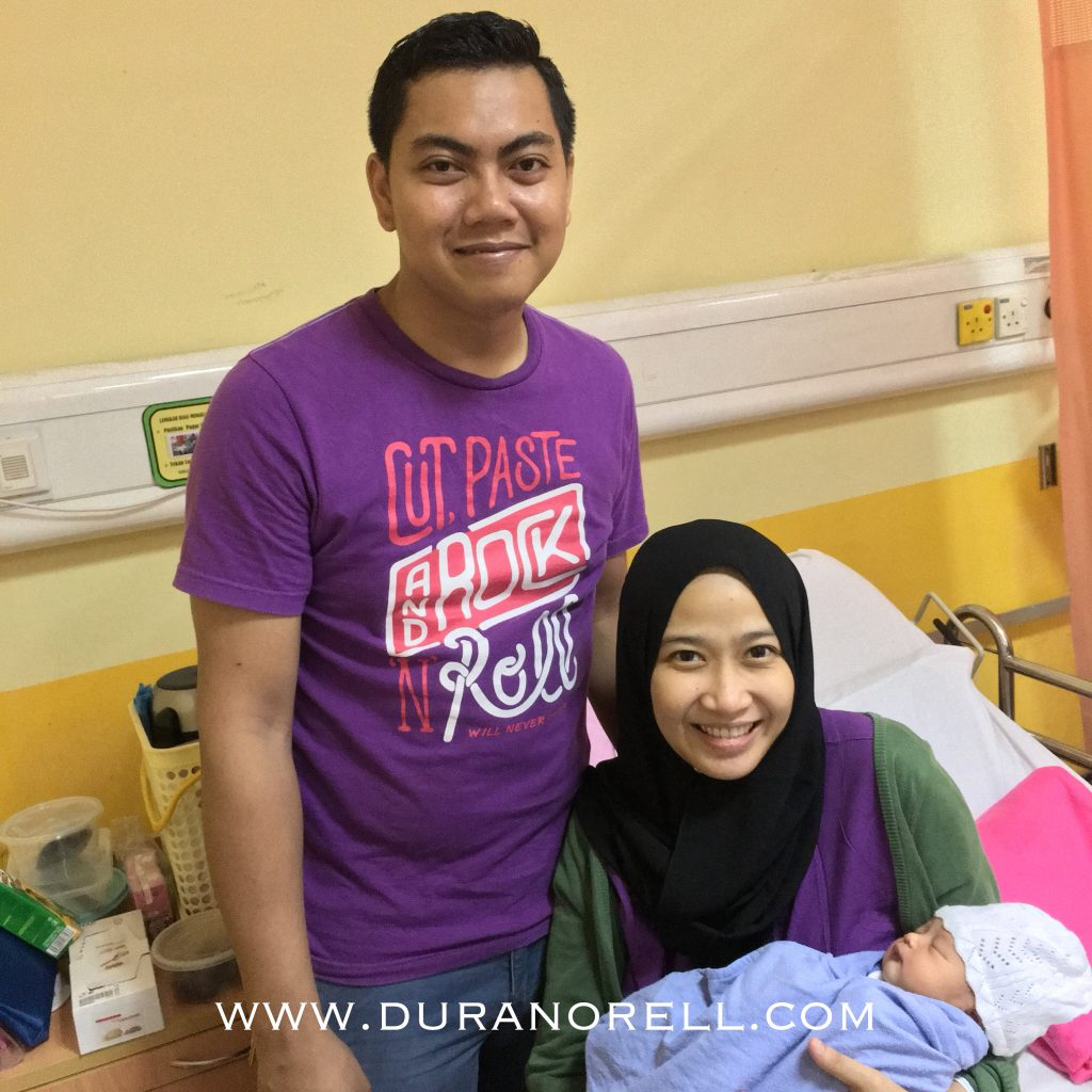 Welcome aboard newborn Hani Dahlia