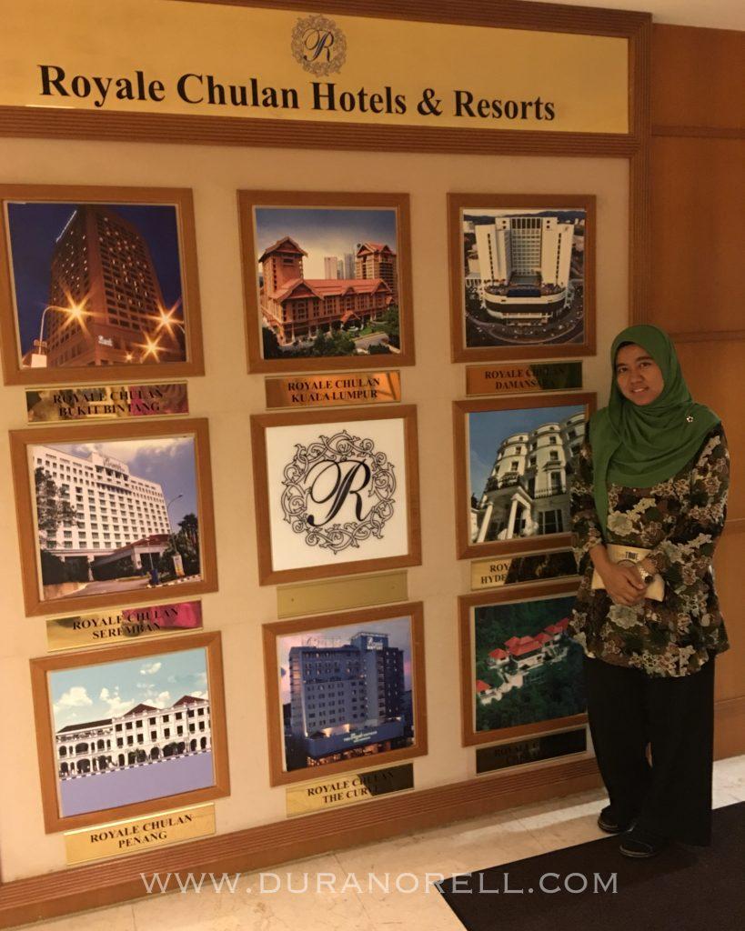 Promosi Buffer Dinner Cuti Sekolah di Warisan Cafe Royal Chulan Hotel & Resorts Kuala Lumpur