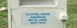 Tak tau mana nak derma pakaian-pakaian lama yang tidak dipakai?