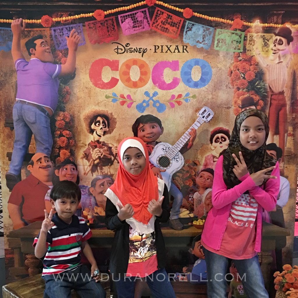 Review Filem Animasi Coco Disney