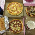Rezeki lunch dan dinner di hari Ahad…