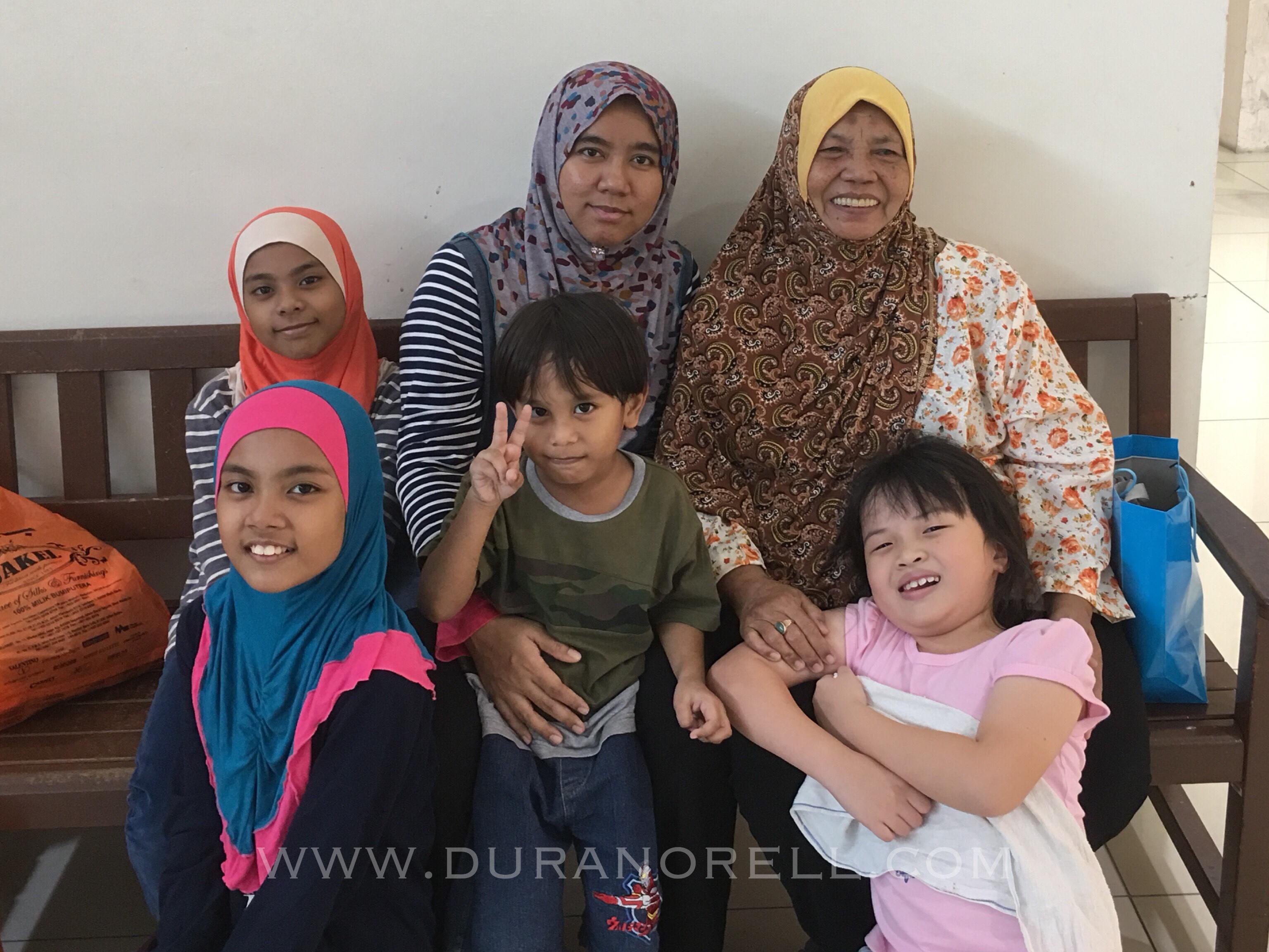 Duranorell.com   Walaupun suami sudah meninggal, tetapi tetap perlu kekalkan hubungan dengan keluarga mertua