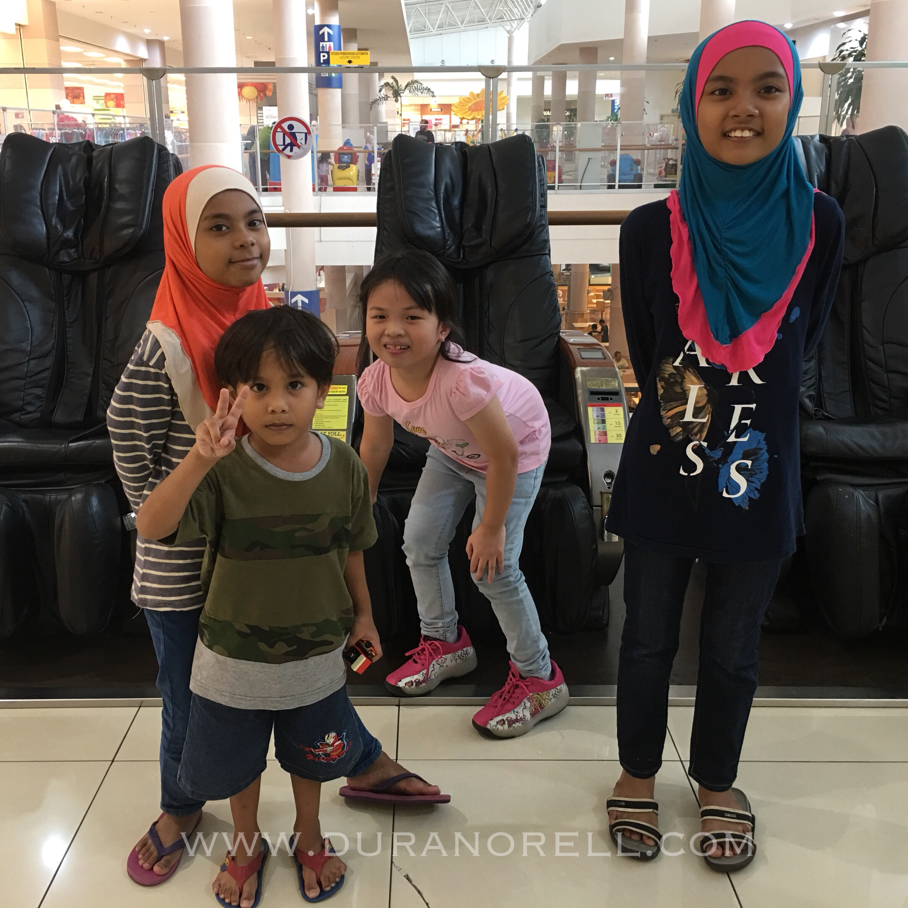 Duranorell.com   The Zizis Journey - Kisah Anak Yatim