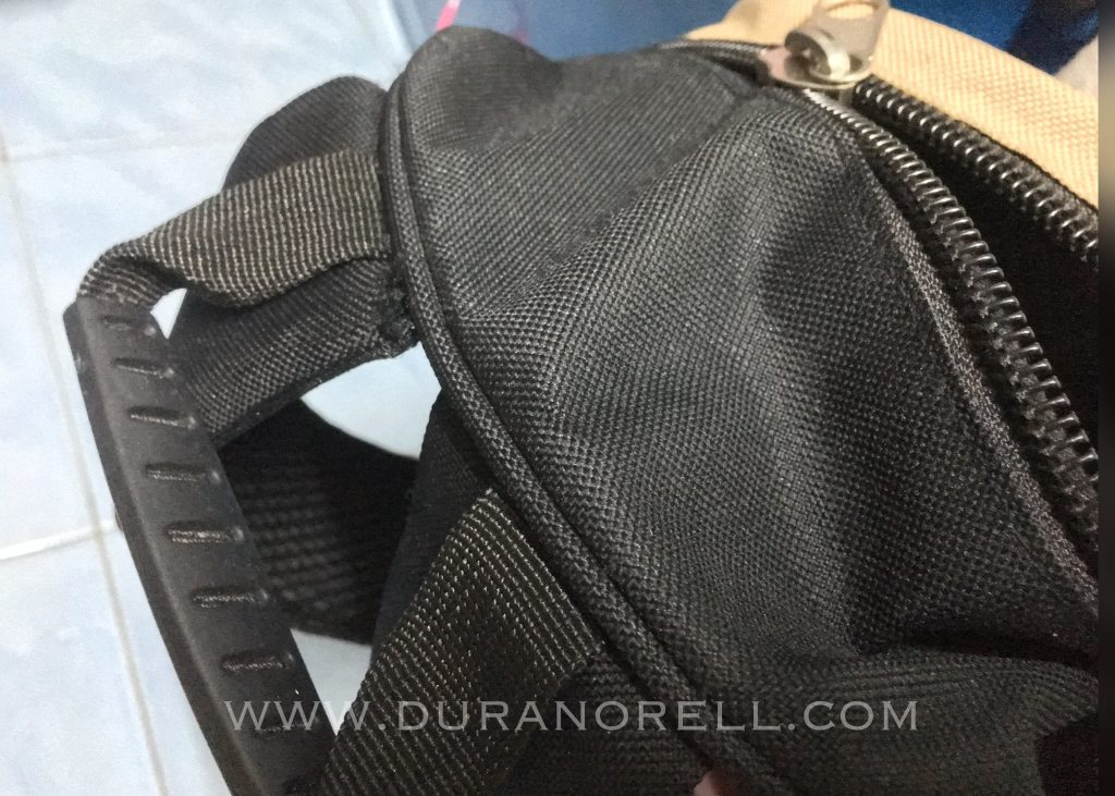 Duranorell.com | Baru dua bulan dah kena ganti beg sekolah baru