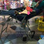 Sambil shopping sambil menderma darah di Alpha Angle Wangsa Maju
