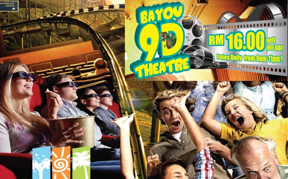 Check out Bayou Lagoon Park Resort in Melaka untuk percutian di musim sekolah nanti!