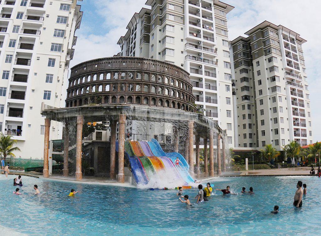 Bayou Lagoon Park Resort Melaka untuk percutian di musim sekolah nanti!