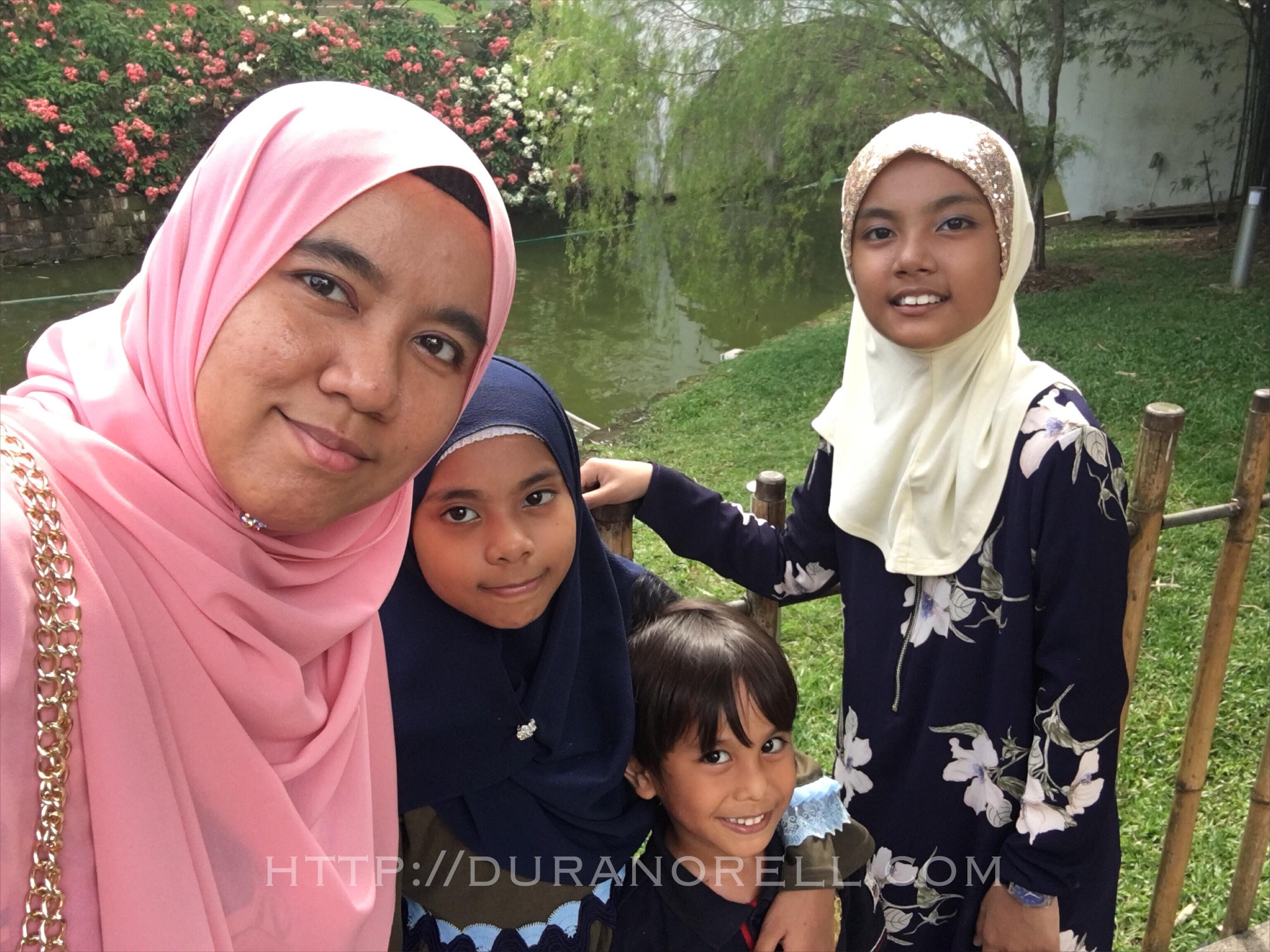 Majlis Resepsi Perkahwinan Dalam Taman di Perdana Botanical Garden
